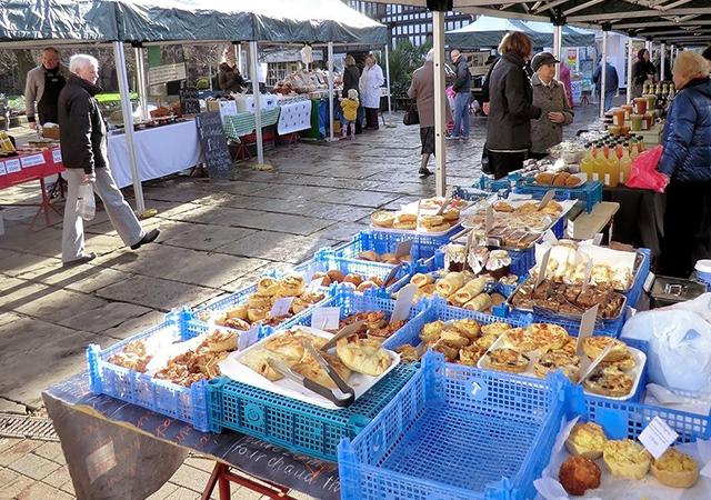 Nantwich Farmers Market 2