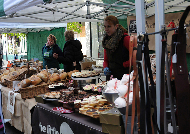 Whitchurch Farmers Market 2