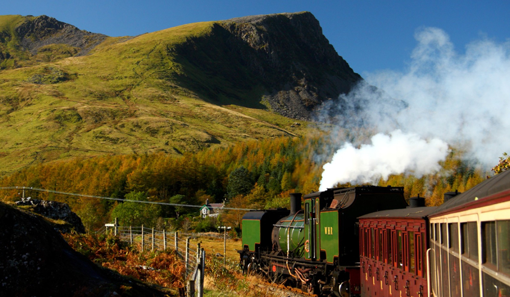 Ffestiniog and Welsh Highland Railway