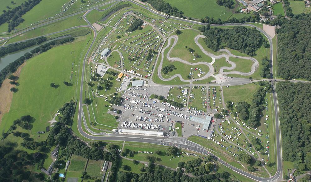 Oulton Park Race Circuit